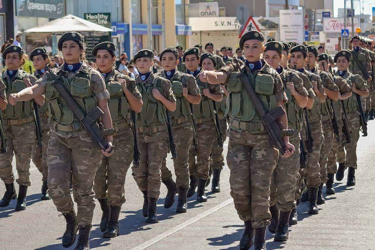 Why Doesn't The US Have Military Parades