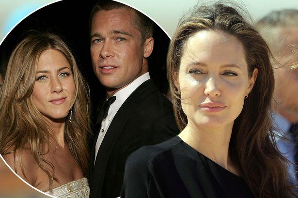 Angelina Jolie Vs Jennifer Ani