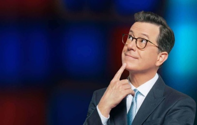 Is Stephen Colbert Vegan