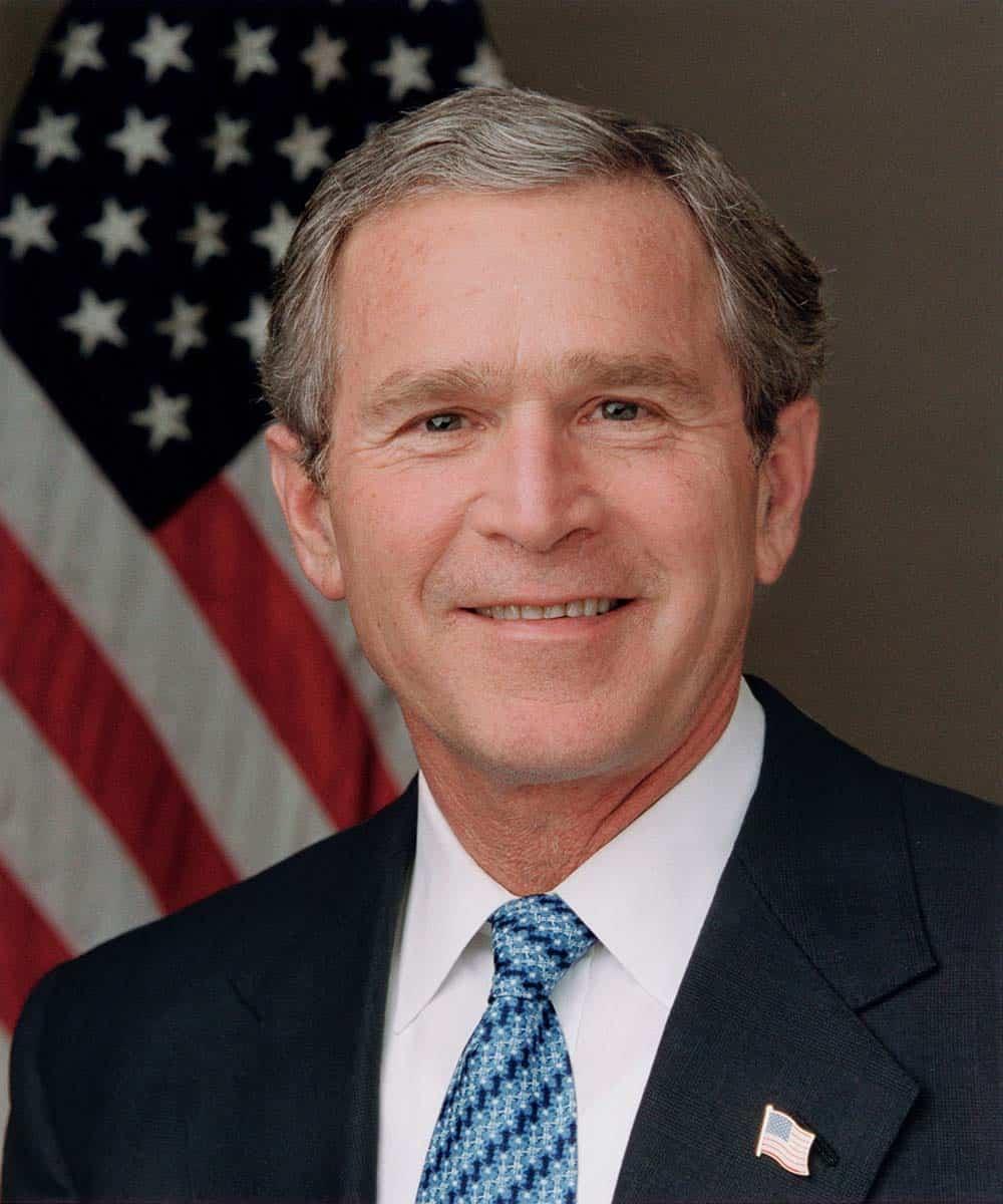 Was George W. Bush A Good President