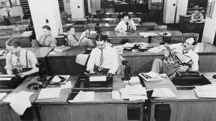 Is Journalism Dead