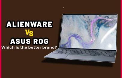 Alienware vs Asus Rog