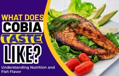 What Does Cobia Taste Like